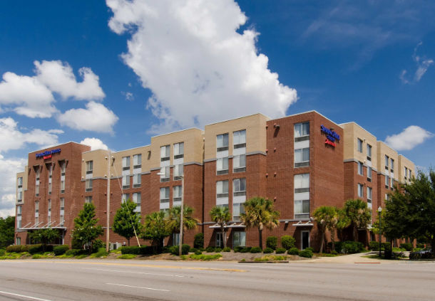 SpringHill Suites Downtown Columbia
